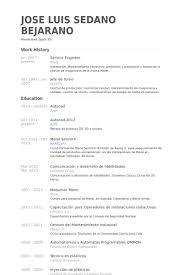 Industrial Engineer Resume Sample by Service Engineer Resume Samples Visualcv Resume Samples Database