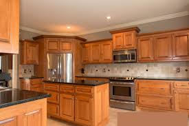glazed maple kitchen cabinets home decoration ideas
