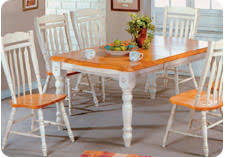 Light Oak Kitchen Table Kitchen Dinette Dining Table Furniture Sets And Chairs At
