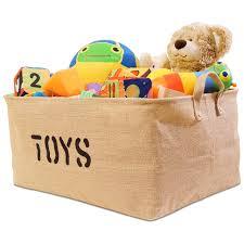 amazon com jute storage bins 22