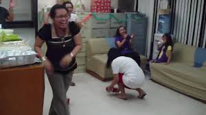 christmas party games youtube