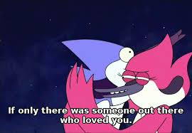 Regular Show Meme - gifs mine meme cartoon network gif gif set regular show mordecai
