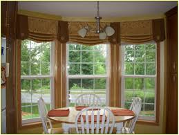 bow window treatments home design ideas bay window treatments