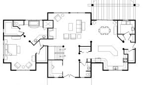 Hybrid Timber Frame Floor Plans Homes Open Floor Plans Inspiration Architecture Plans 14744