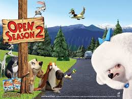 open season 2 2009 poster 3 trailer addict