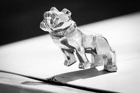 mack truck bulldog ornament photograph by reger