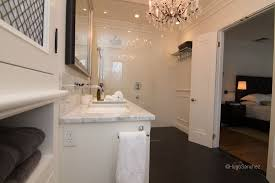 Open Bathroom Design by