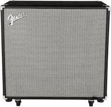 8 ohm bass speaker cabinet fender rumble 115 300w 1x15 bass speaker cabinet 8 ohms demo cream