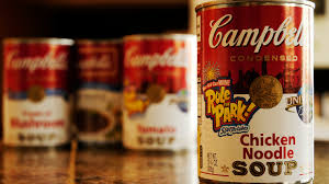 campbell s makes radical changes to its classic chicken noodle soup this chicken noodle soup s retro recipe just got a major makeover