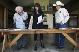 Jenkins Table L Foreclosure May Be Looming For Bandera County S Famed Flying L