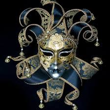 venetian jester mask dama 11 ricci swarovski by regalmoda venetian masks made in italy