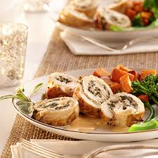 turkey tenderloin roll ups recipe land o lakes