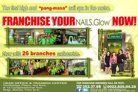 nails glow franchising