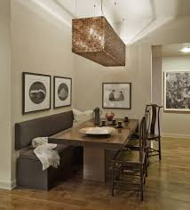 contemporary dining table with bench with inspiration hd photos