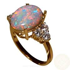 black opal engagement rings semi black opal diamond engagement ring blue colors flashopal