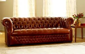 Classic Leather Sofa by Leather Chesterfield Sofa Interesting Decor Oxley Classic Leather