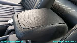 fox mustang seats mustang fox leather stretch and perforated to match seats