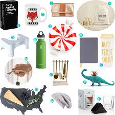 Holiday Gifts For Coworkers 15 White Elephant Gifts 25 U0026 Under Your Co Workers Actually Want