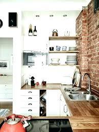 cuisine ouverte petit espace meuble pour cuisine cuisine ouverte petit espace meuble pour