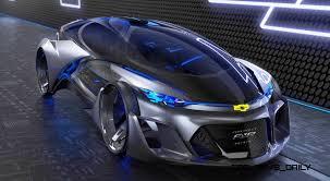 concept chevy 2015 chevrolet fnr concept
