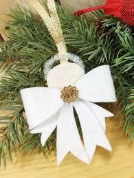 bow tied santa u0026 angel holiday ornaments u2013 kunin group