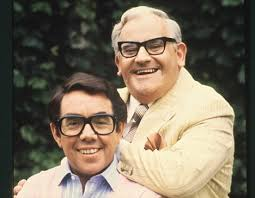 after 30 years in a drawer two ronnies u0027 raspberry blower script