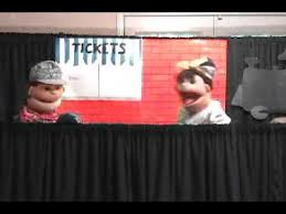 all aboard the heaven puppet skit last to heaven
