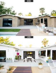 our modern patio makeover with west elm u2013 a house in the hills