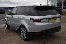 land rover range rover sport 2016 used 2016 land rover range rover sport sdv6 hse dynamic 3 0l