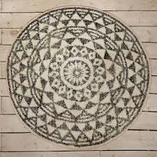 enchanting round bathroom rug 47 round bath rugs ikea minimalist