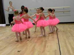 4 year old ballet class at local ymca rehersal youtube