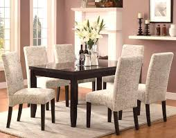 Patterned Dining Chairs Fabulous Floral Pattern Dining Room Ideas Eige Contemporary