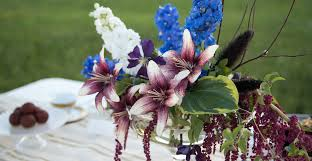wedding flowers kelowna indian beauty blue farm floral design