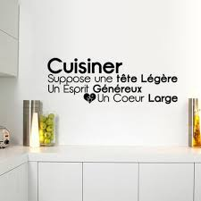 stickers cuisine phrase stickers phrases muraux with stickers phrases muraux