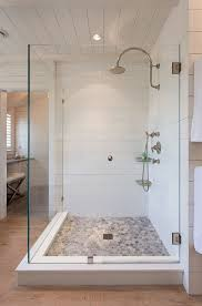 master bathroom shower tile ideas walls painted of white rectangle stainless bathtub mounted grey