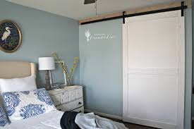 Closets Doors For The Bedroom Closet Barn Door Diy