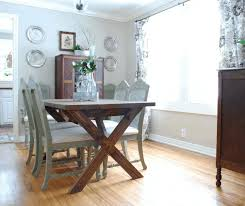 build a dining room table contemporary standard dining chairs