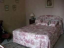 chambre toile de jouy une chambre romantique à souhait manouedith et ses passions