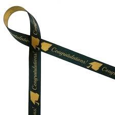 black and gold ribbon highest quality custom satin and grosgrain ribbon