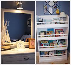 Nautical Bookcase Boy U0027s Nautical Toddler Room