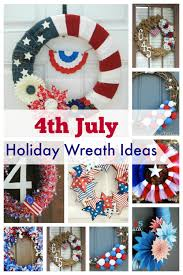 4th july holiday wreath ideas holiday wreaths wreaths and