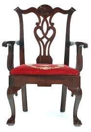 mahogany dining room furniture dining chairs full profile picture of arm and side chair