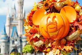 Halloween And Fall Decorations - magic kingdom u0027s fall halloween decorations 2016 photo 1 of 23