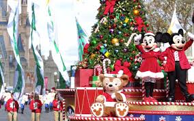 christmas has come to disney world and we already can u0027t get
