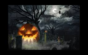 happy halloween pumpkin wallpaper halo ween