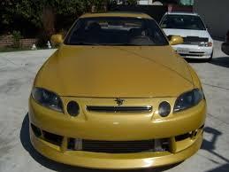 lexus ct200 yellow ca 1993 lexus sc300 5 speed turbo with lots of mods clublexus