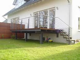 balkon bauen kosten balkon auf stelzen pfosten holzhaus unser hausbau