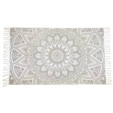 White Accent Rug Silver And Grey Medallion Accent Rug U2013 Dormify