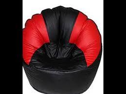 comfort bean bags comfort bean bag sofa xxxl black youtube