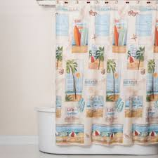 brilliant decoration ocean themed shower curtains extremely